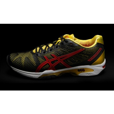 asics gel solution speed 2 test