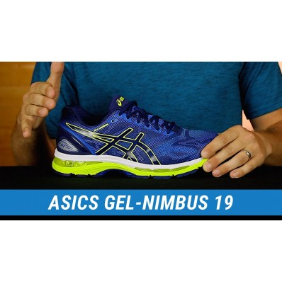 asics gel nimbus 19 test