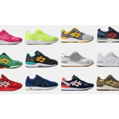 asics femme nouvelle collection
