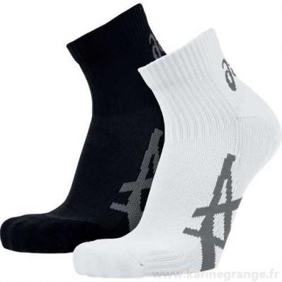 chaussettes running asics