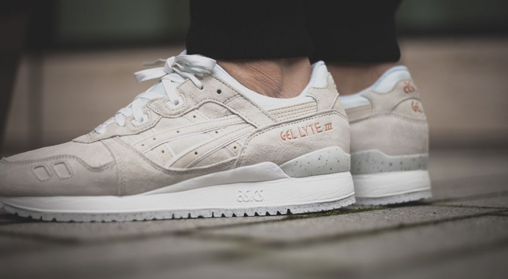 asics gel rose pale