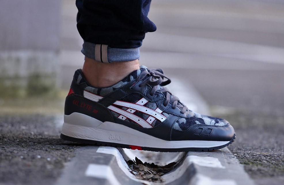 Chaussure Gel 3 Lyte Homme Asics YWDIH29E