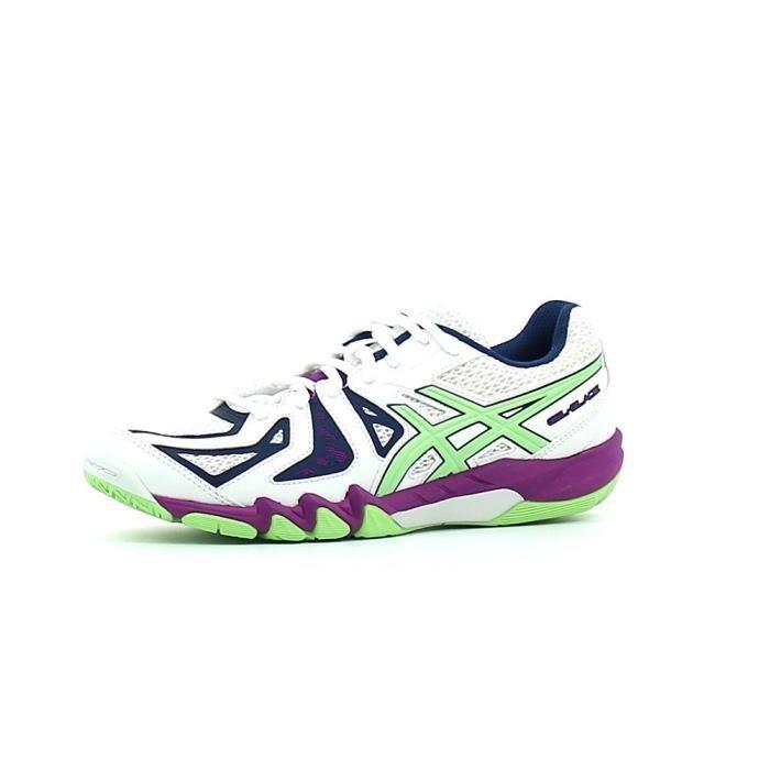 chaussure asics badminton