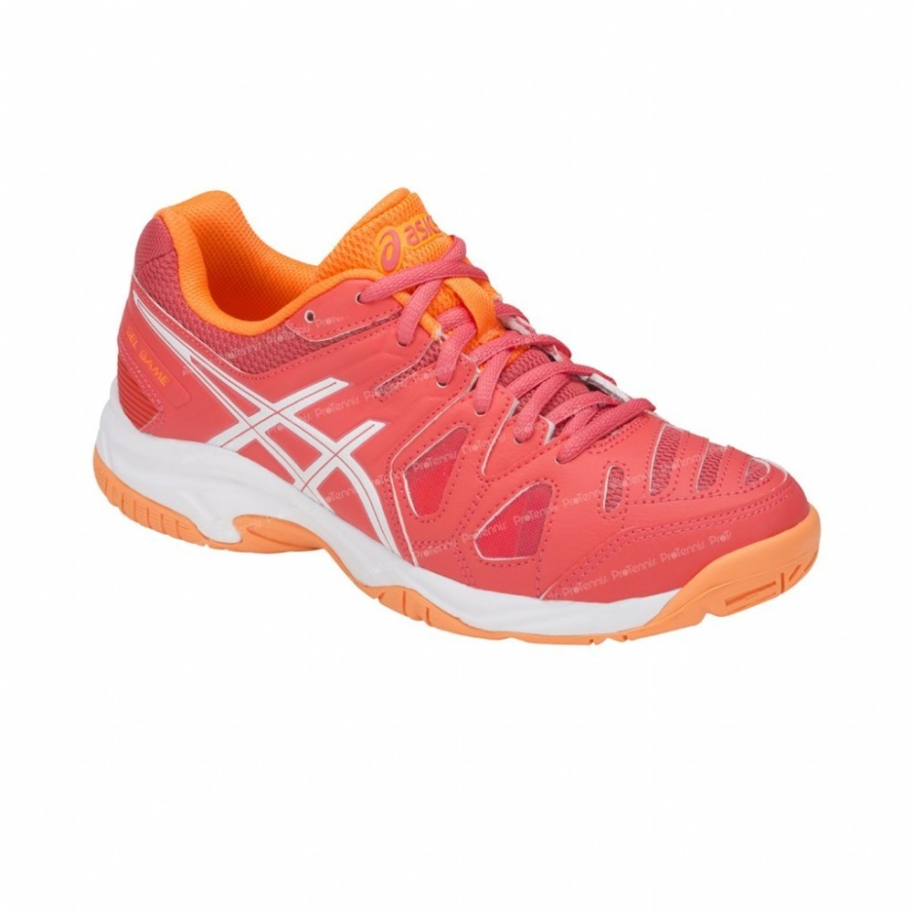 asics gel game junior