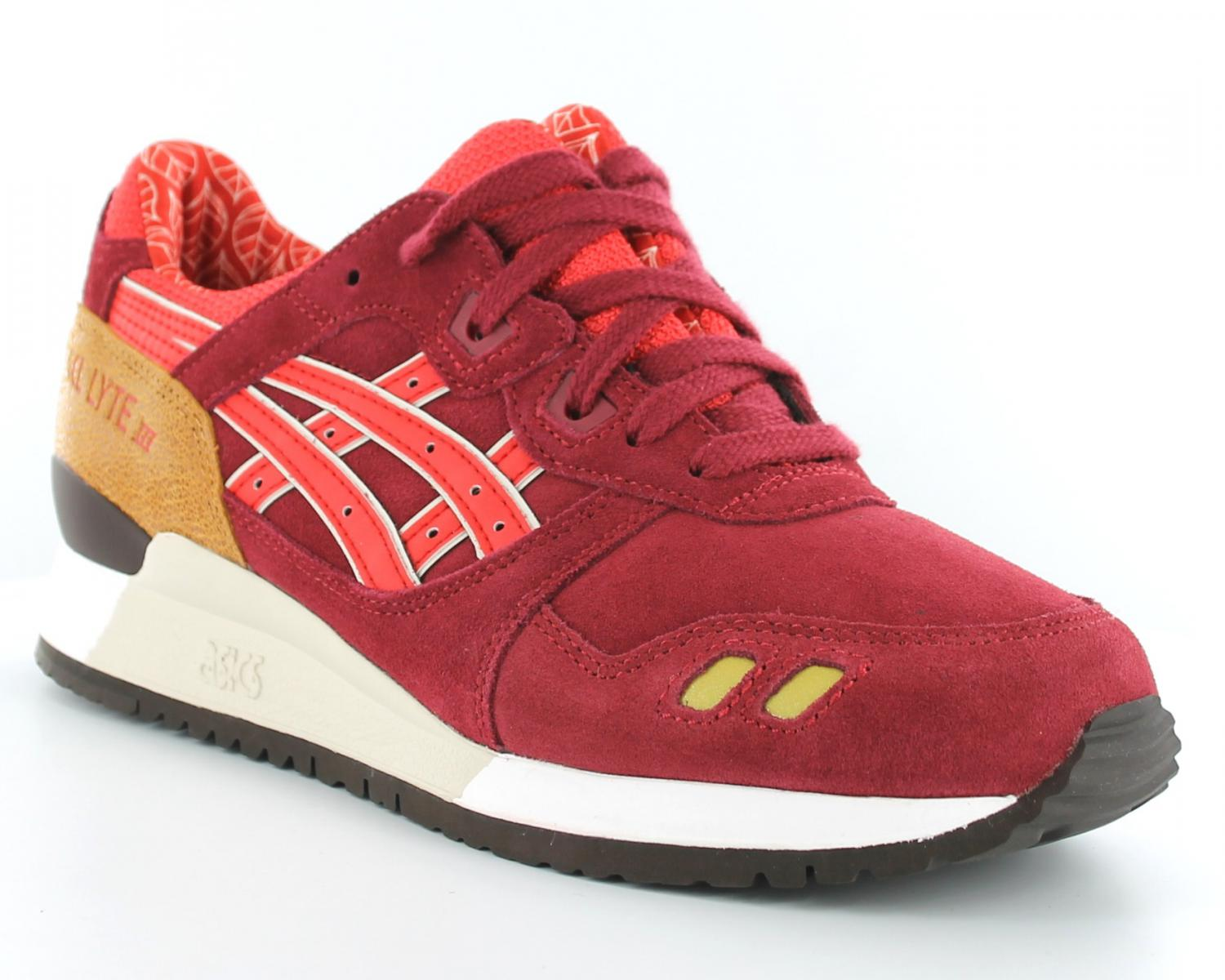 asics gel bordeaux