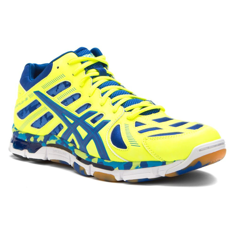 Asics Volley Volley Ball Chaussures Chaussures Ball OTPkXuZi