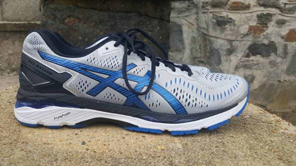 test asics kayano
